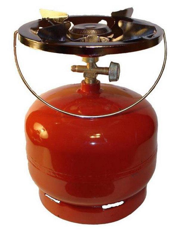 туристическая газовая горелка с балоном комплект купить Федеральной